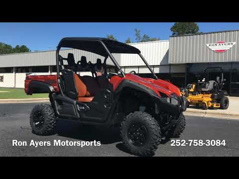 2021 Yamaha Viking EPS Ranch Edition in Greenville, North Carolina - Video 1