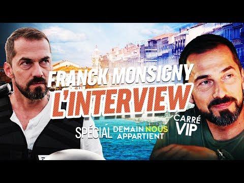 Franck Monsigny, L'interview du Commandant Constant (DNA) dans Carré VIP