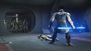 Order 66 Scene - Star Wars Jedi Fallen Order