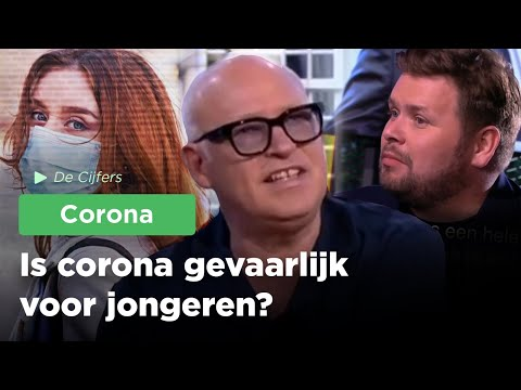 Is corona gevaarlijk voor jongeren? Freek Jansen legt uit!