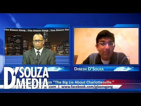 Dinesh D'Souza exposes the Left's