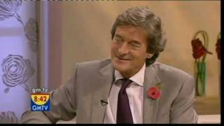 Nigel Havers (GMTV, 01.11.07)