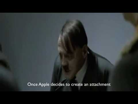 Hitler Rants About iPod Touch's Missing Camera