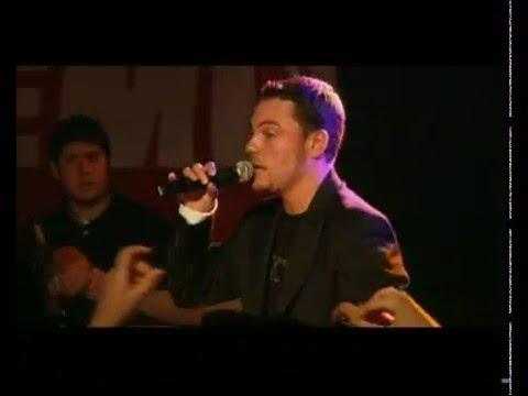 Tiziano Ferro video Perdona - Buenos Aires 2004