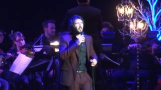 Josh Groban 'Try to Remember' Zenith Paris