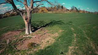 Fpv freestyle (newbie) #fpv #fpvfreestyle #drone #gopro