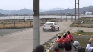 20150412福永修セカンドベストタイム全日本ラリー選手権開幕戦