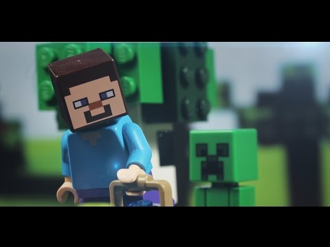 Lego Minecraft - Survive if you can