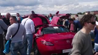 SLS AMG Porsche GT3 i Toyota Supra Kimbex Dream Cars