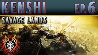Kenshi Savage Lands - EP4 - THE BANDIT PAYBACK - Free video search