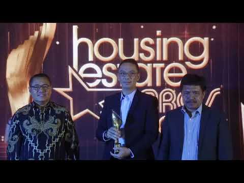 housing estate award 2017 - Metland Cibitung