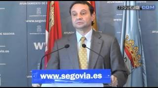 preview picture of video 'La estación de autobuses de Segovia se cerrará el 30 de junio'