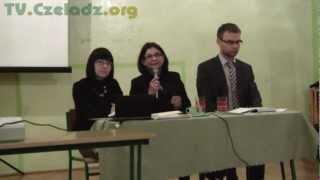 preview picture of video 'Spotkanie ws stanu budżetu miasta Czeladź w 2012 r. i planu na 2013 r. [TV.Czeladz.org]'