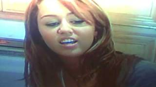 Miley cyrus (Miley sized surprise) - these four walls (acoustic)