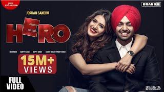 Hero | Jordan Sandhu | Isha Rikhi | Bunty Bains | Badshah | Davvy Singh | Latest Songs 2020 Brand B