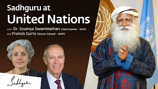 Sadhguru at United Nations: Yoga – The Power of Inclusion