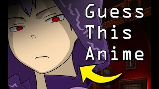 By the way, Can You Guess That Anime? [QUIZ]