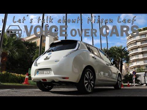 Nissan Leaf 2016 (30 kWh) - Let´s talk about: Elektromobilität