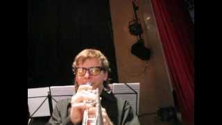 СВОЙ СРЕДИ  ЧУЖИХ...( solo trumpet Stukov K.2012 )