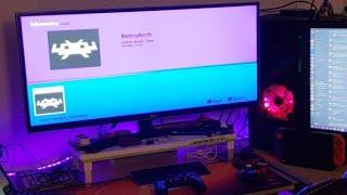 Switch Retroarch Nsp
