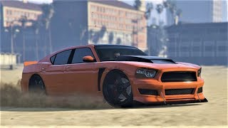 E259 Our Bravado Buffalo 'S' Customization & A Low Priced Review! - Lets Play GTA 5 Online PC 60fps