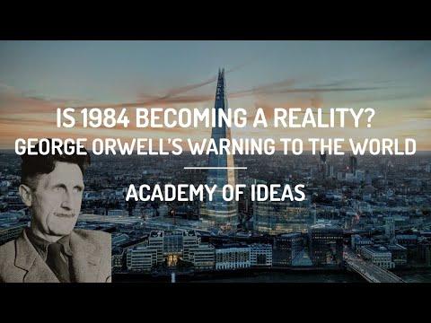 Wordt 1984 werkelijkheid? - De waarschuwing van George Orwell aan de wereld