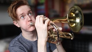 I tried to play the Cornet after 5 years...