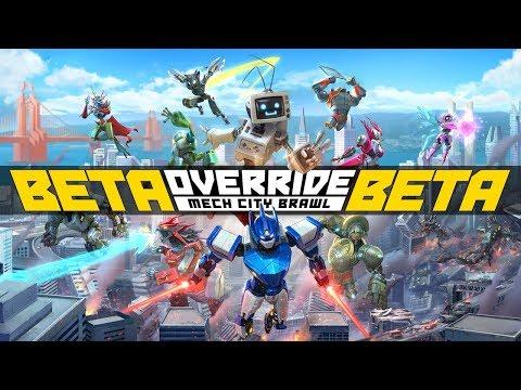 OVERRIDE - Closed Beta Trailer