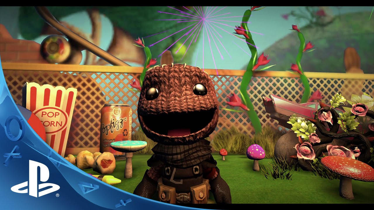 LittleBigPlanet 3: The LittleBigJourney (Part 1)