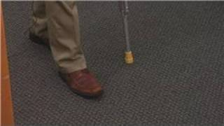 Sports Medicine Information : How to Use Crutches Properly