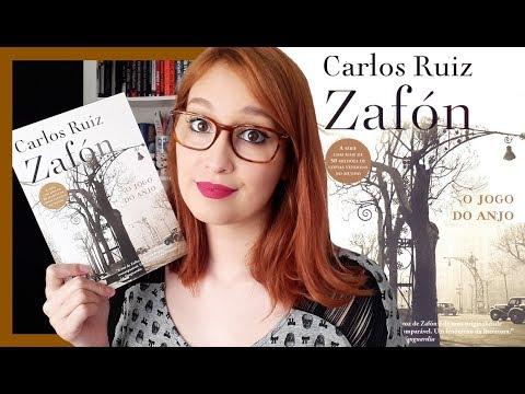 O Jogo do Anjo (Carlos Ruiz Zafón) | Resenhando Sonhos