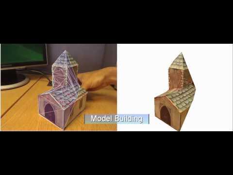 3D Scanning, A Webcam's Latest Trick