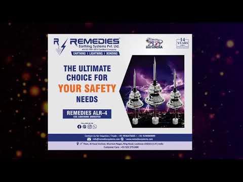 Remedies RELA-4 (ESE Lightning Arrester)