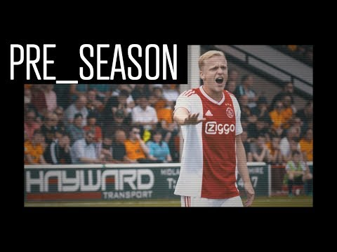 Ajax Subs Choice #16: Donny van de Beek
