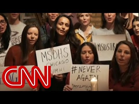 Alumni to shooting survivors: We are with you