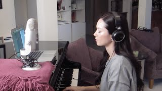 Let It Go - James Bay - Cover by Marie Digby