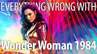 Everything Wrong With Wonder Woman 1984 in 20 Minutes or Less