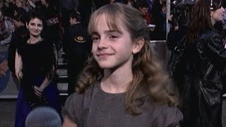 Том Фелтон, 'Harry Potter and the Sorcerer's Stone' Premiere