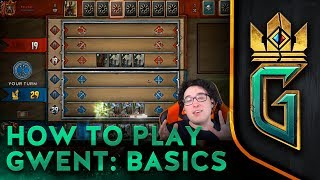 GWENT: The Witcher Card Game   How to Play GWENT: Basics