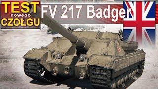 FV 217 Badger - pancerne monstrum na nowej mapie Klondike - World of Tanks