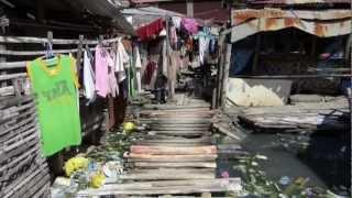FEEDING THE POOR IN CEBU, PHILIPPINES