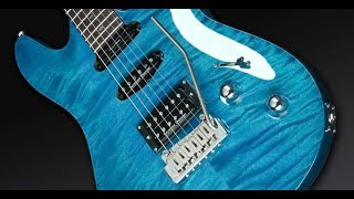 Pink Floyd Style Ballad Backing Track in Gm