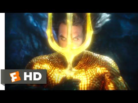 Aquaman (2018) - War for the Seas Scene (9/10) | Movieclips