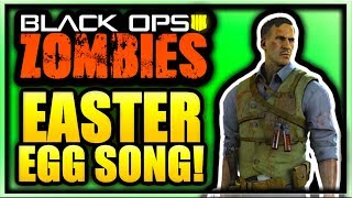 call of duty black ops 4 zombies alpha omega easter egg song