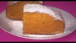 Медовый пирог. Пирог на кефире на скорую руку. Очень вкусный и пышный!