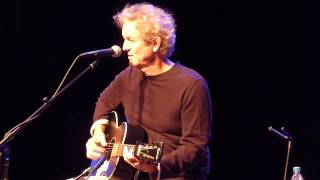 Rodney Crowell - 'It's Hard to Kiss the Lips at Night...' (Nashville, 2013)