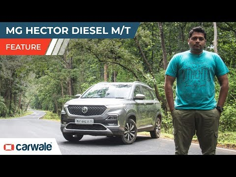 MG Hector Diesel | To Gokarna On A Single Tank Of Fuel | CarWale