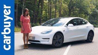 Tesla Model 3 2020 in-depth review - Carbuyer