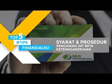 Cara & Prosedur Pencairan JHT BPJS Ketenagakerjaan 100 Persen! KEBIJAKAN BARU yang HARUS DIKETAHUI!!