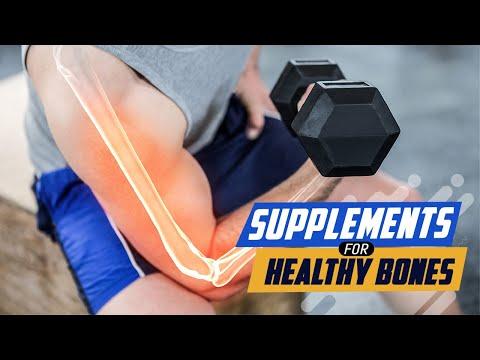5 Supplements for strong bone | Healthfolks